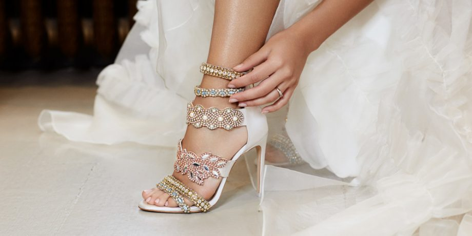 ALL the wedding shoes every fashion-forward bride will love